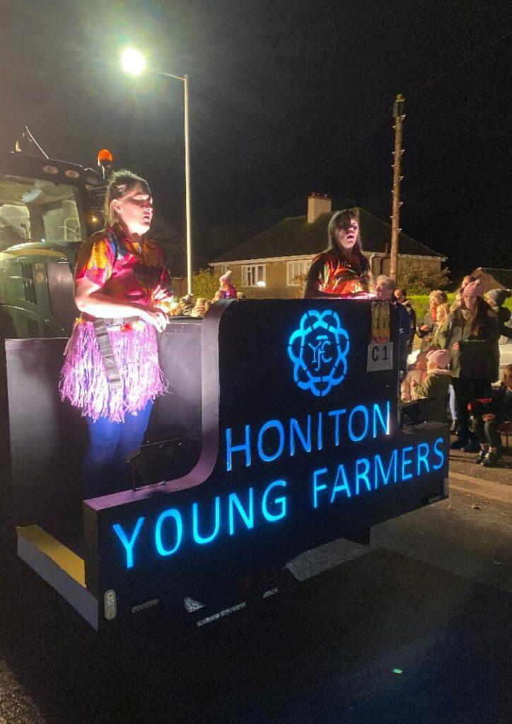 Honiton Carnival results