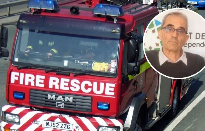 Fire service cuts in Devon were the subject of a motion by Colyton ward member Cllr Martin Shaw.