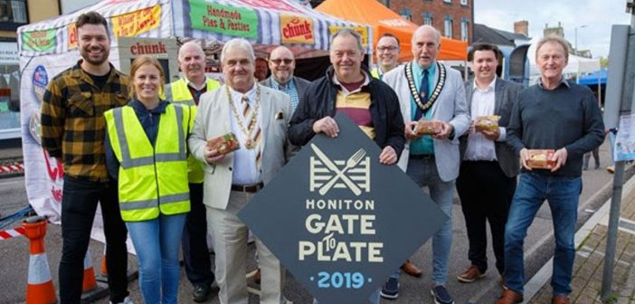 Town council asked to contribute £5,000 towards third Honiton Gate to Plate