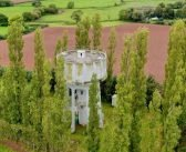 Buy stunning views and your own water tower at Broadclyst for under £40,000