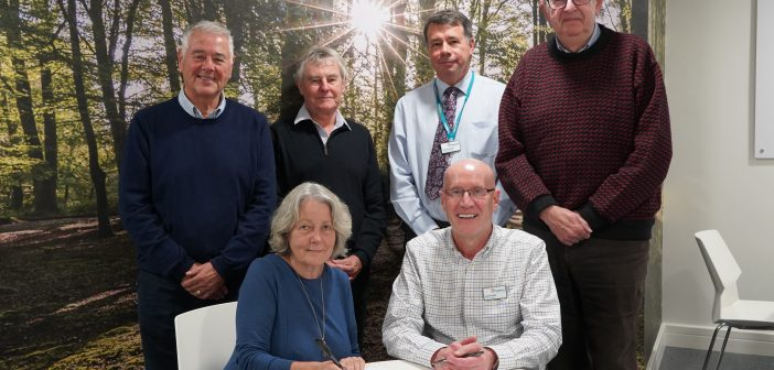 Hospiscare merger: Exmouth and Lympstone charity unites with Exeter, Mid and East Devon cause