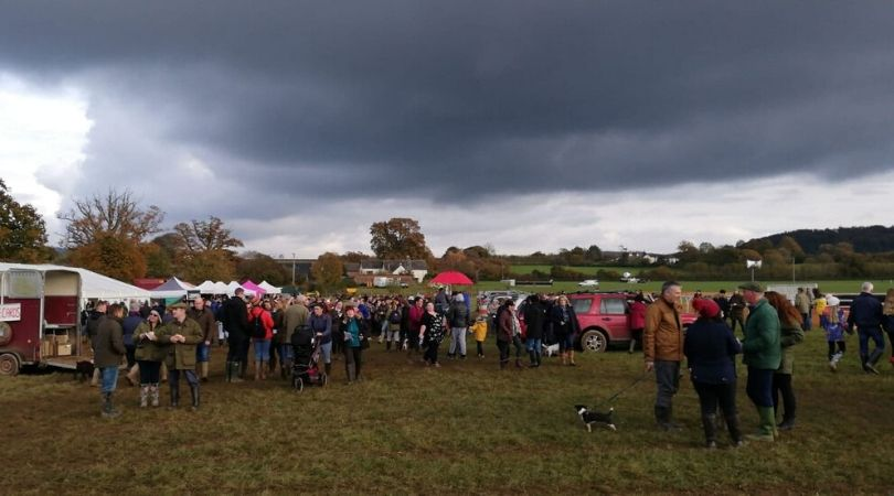 Dunsmore Club point-to point at Silverton: photos and results, plus report by Granville Taylor
