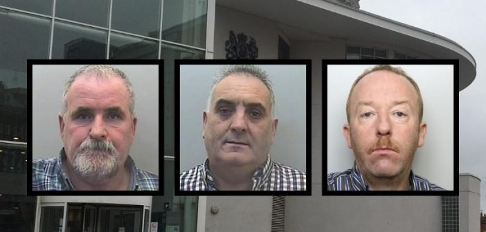 Conmen who swindled farmers out of their life savings are jailed