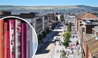 Exeter has been awarded UNESCO City of Literature status.
