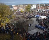 PHOTOS: Exmouth honours the fallen on Remembrance Sunday