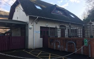 The former Ottery children's centre in Tip Hill.