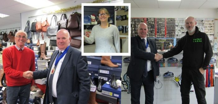 Chamber welcomes three new businesses to Honiton in the run-up to Christmas