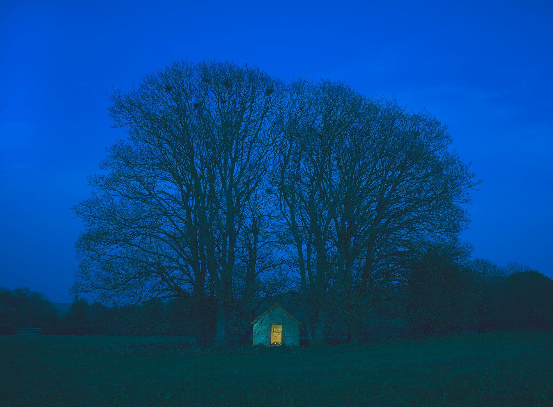 The Little Changing Hut by Judith Jones.