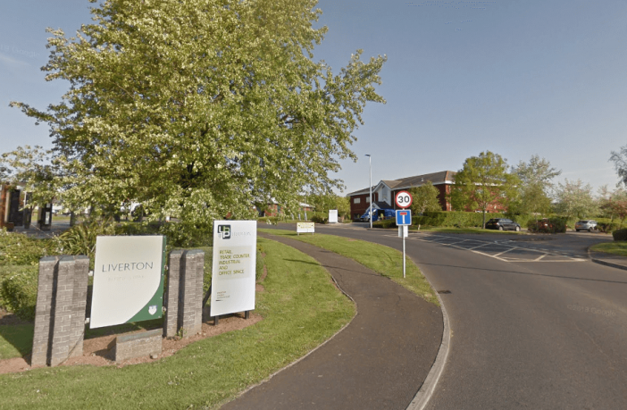 Liverton Business Park in Salterton Road, Exmouth. Picture: Google Maps