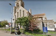 All Saints Church in Exeter Road, Exmouth. Picture: Google Maps.