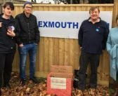 Exmouth Town FC's festive bid to boost food bank helping struggling families