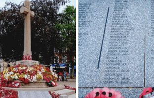 Plans have been submitted to add the name of Olive Jane Willey to the Exmouth War Memorial in The Strand.