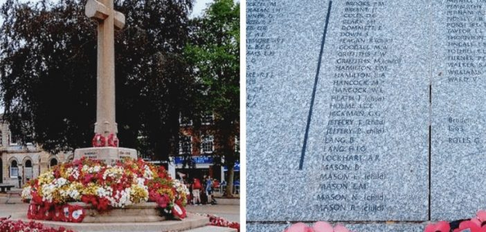 Nurse's name set to be added to list of fallen on Exmouth War Memorial thanks to Royal British Legion
