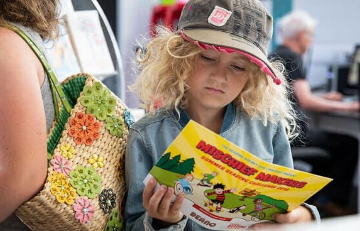 Summer Reading Challenge. Picture: Libraries Unlimited