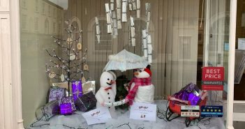 PHOTOS & RESULTS: And the winner of Budleigh's best dressed window competition is…..