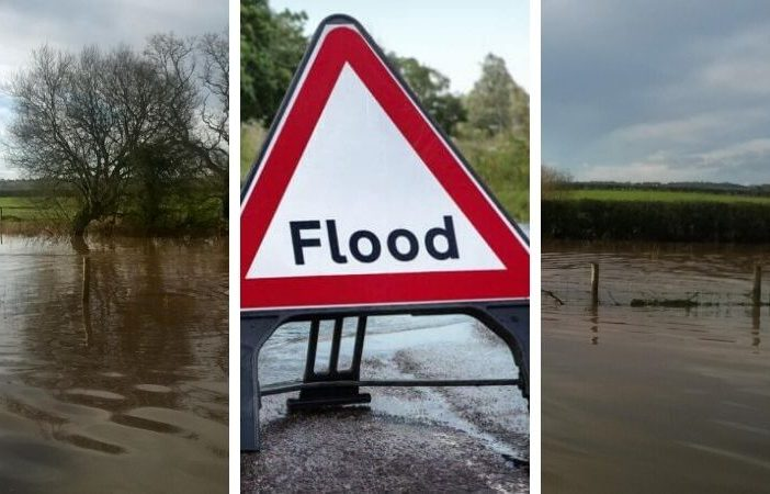 flood East Devon