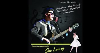 The Voice of Roy Orbison with Brenda Lee at The Beehive
