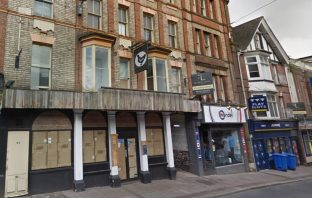 The plans are for 7-11 North Street in Exeter. Image: Google Maps