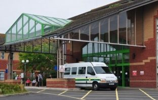 The Royal Devon and Exeter Hospital