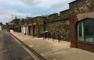 A trio of toilets are due to be installed at the Seafront Amenity Building in Sidmouth.