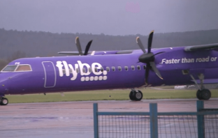 Flybe says it is open for business.