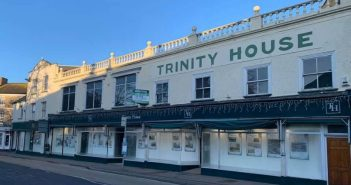 Axminster's Trinity House in 'safe hands' as property sale goes through