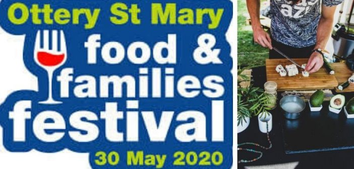 New location for Ottery's Food and Families Festival means more fun – all in one place