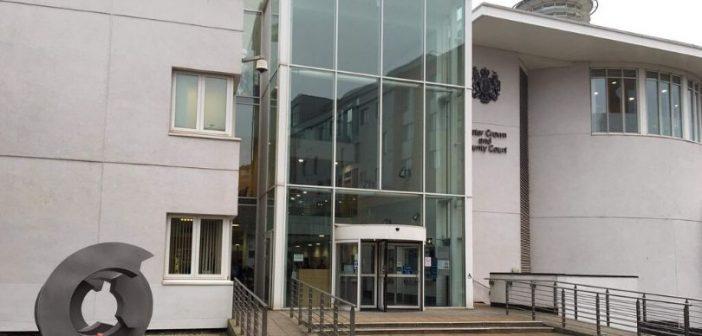 Brixham man, 31, denies murder at Newton Poppleford scrapyard as court hears accused beat and strangled victim