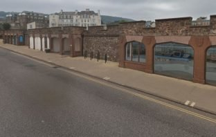 A trio of nw public toilets are proposed for the Seafront Amenity Building on The Esplanade in Sidmouth. Picture: Google Maps