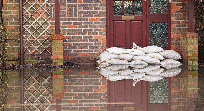 Some 119 homes and 15 businesses in Exeter and Topsham will benefit from the flood protection schemes. Image: Exeter City Council