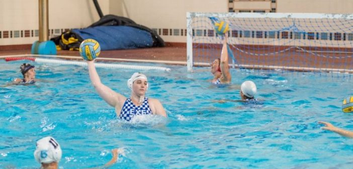 Developer donation helps Exeter Water Polo Club ladies go national