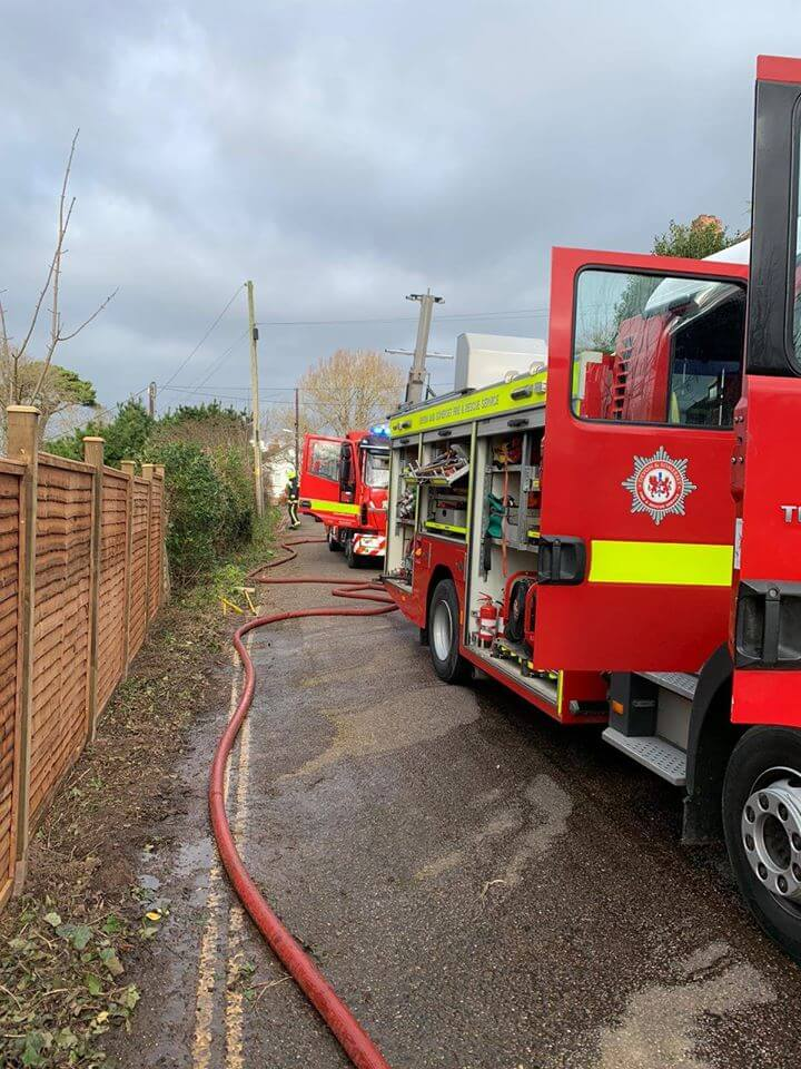 Picture: Sidmouth Fire Station