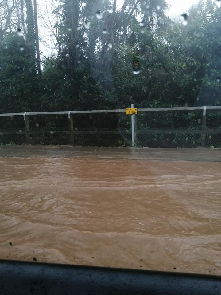 Woolbrook Road in Sidmouth. Picture: Charly Rhodes