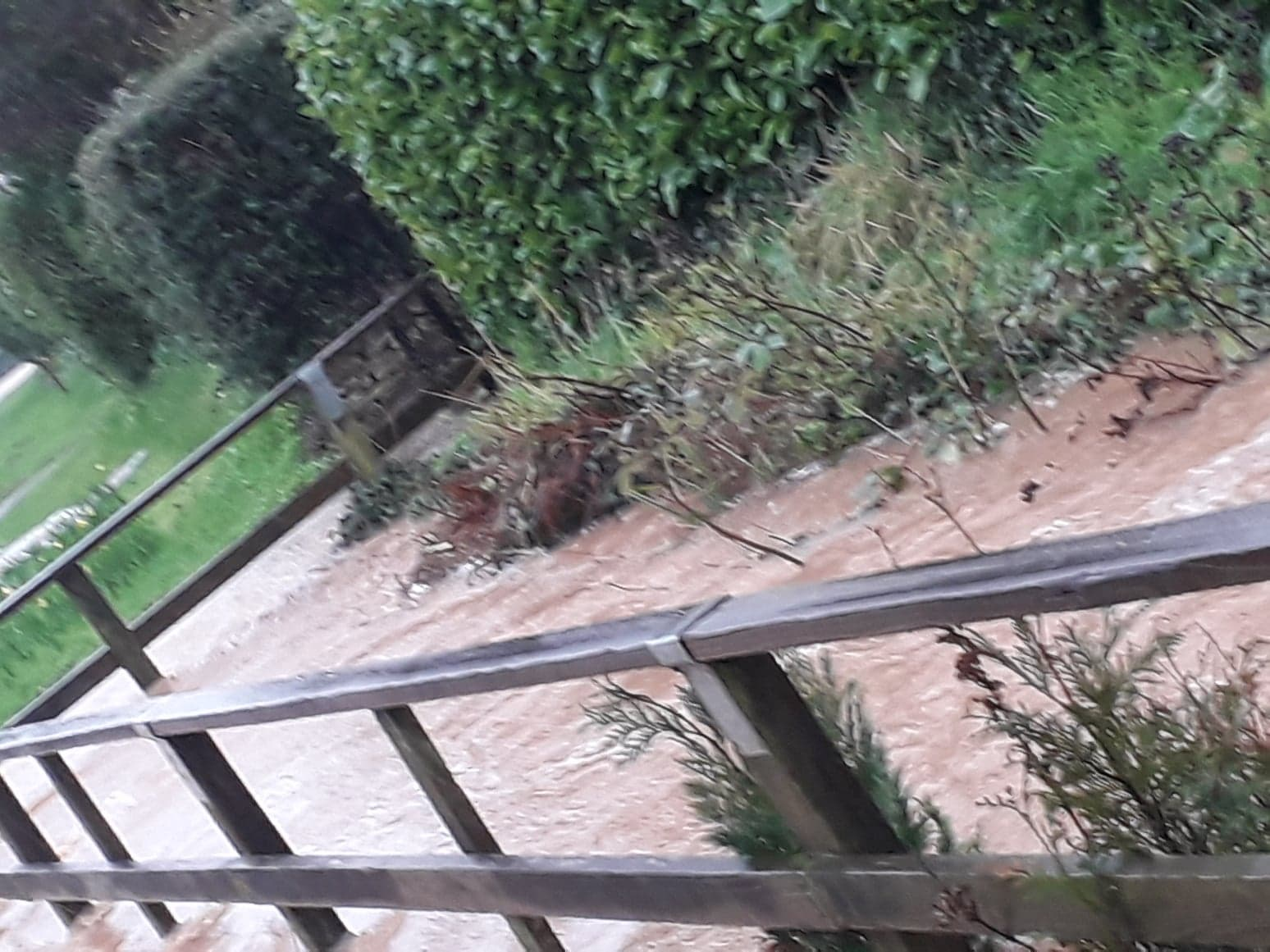 Woolbrook Road in Sidmouth. Picture: Lisa Hassan