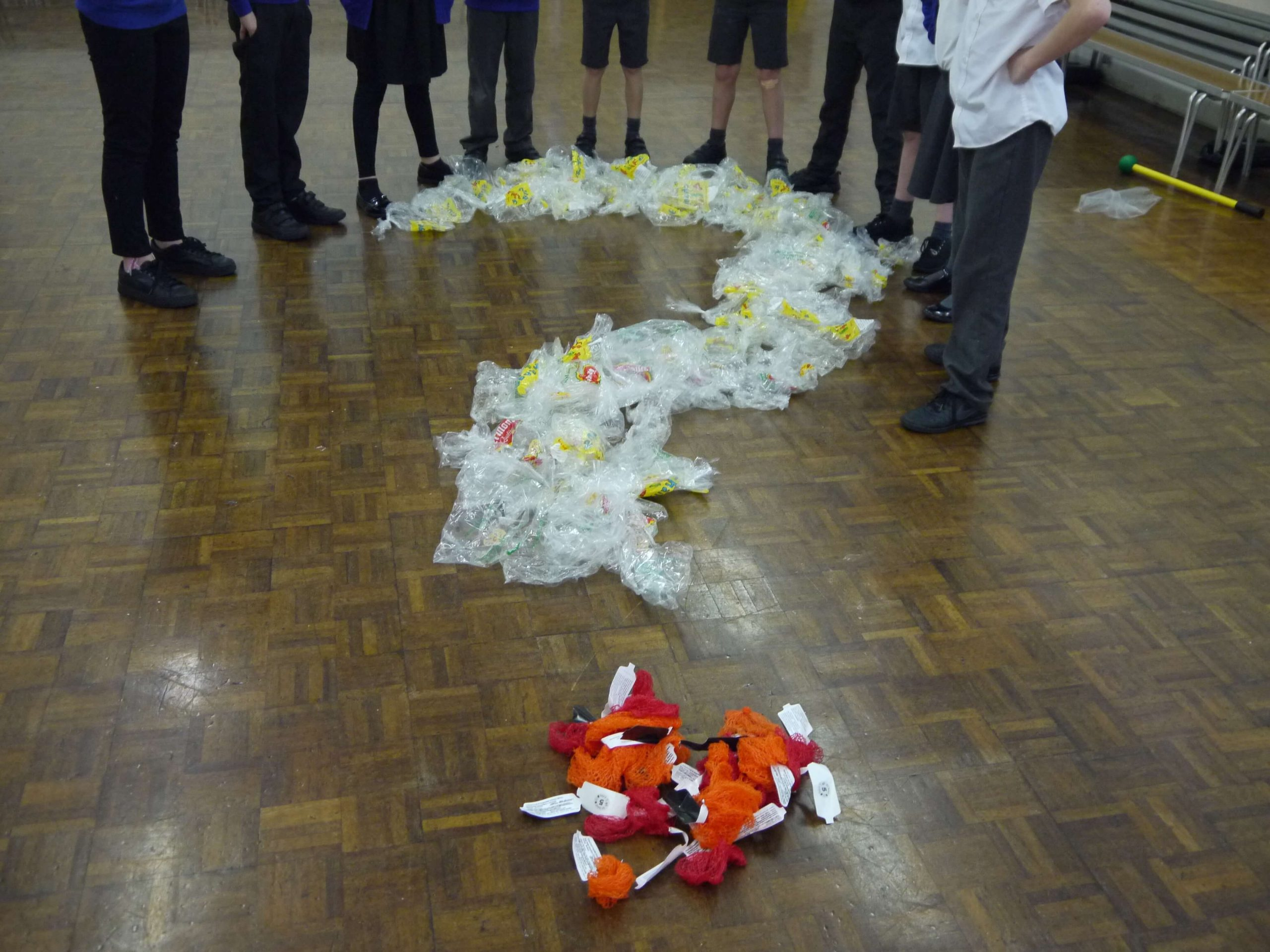 Schoolchildren from Budleigh Salterton, Exmouth and Lympstone have sent a plea to the Government over single-use plastics.