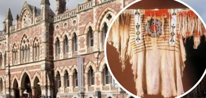 Exeter museum poised to return sacred indigenous artefacts – which belonged to tribal chief – to Cananda