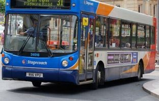 Stagecoach has services in East Devon and Exeter.