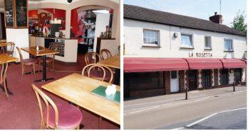 Closed Italian restaurant at Newton Poppleford goes on the market