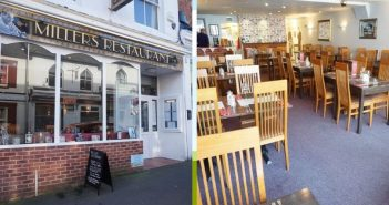 Exmouth ready-to-trade restaurant for sale with leasehold price tag of £63,000