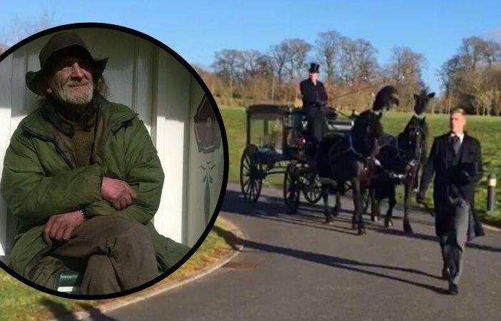 The funeral of John Treagood took place at East Devon Crematorium.