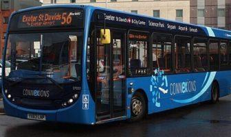 Exeter East Devon bus
