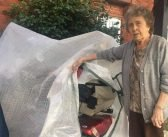 Exmouth OAP parked mobility scooter in her bathroom and had to use neighbour's shower during two-year council battle for safe storage