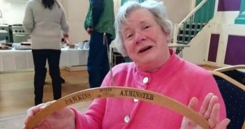 Axminster Repair Cafe launch success means monthly mend meetings and fix-it workshops