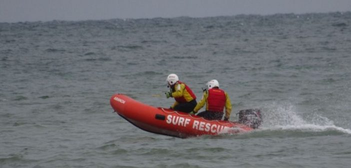 Windsurfer blown out to sea off Exmouth was 'minutes' away from drifting out of sight of rescuers