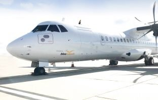 Regional Airline Blue Islands has revived flights from Exeter to Manchester.