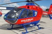 Picture: Devon Air Ambulance