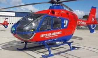 Picture: Devon Air Ambulance