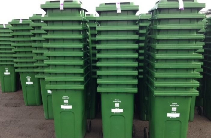 Green waste collections are an extra, paid-for service in East Devon and take place fortnightly. Picture: EDDC