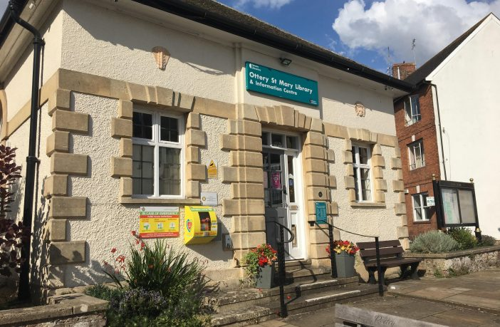 East Devon libraries: Ottery St Mary Library