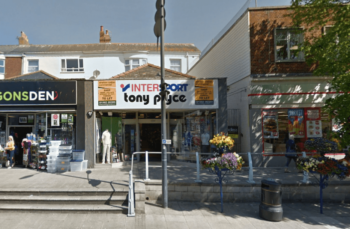 Children's Hospice South West is to open a new shop at 35 The Parade, formerly home to Tony Pryce Sports.